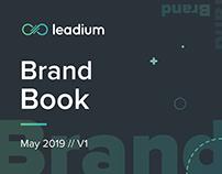 Leadium-Brand book