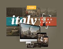 Google — Grand Tour: Italy