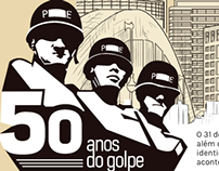50th Brazil's Military Coup