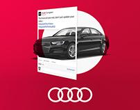 Audi Gurgaon : Upgrade your status