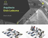 Arquitecto - Erick Ledezma