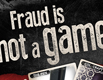 Clue (Fraud Posters)