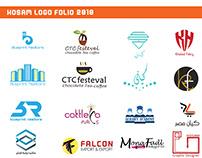 My logo folio first 3 month in 2018