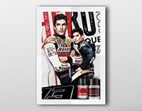 Marc Márquez Add Design