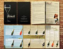 HEDONISTE - Catalogo de bebidas