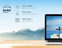 Hotel UI/UX Design