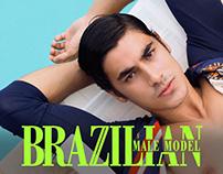 Brazilian Male Model - Renato Menezes