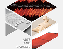 Arts And Gadgets 08-09-2015