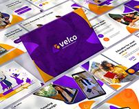 Velco University Presentation Template