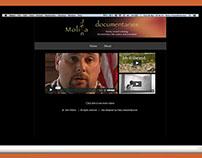 Web design - Jenn Molina documentaries