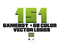 151 Game Boy Logos Remastered