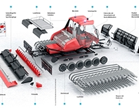 3D Infographics and Technical Illustrations