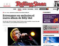 Propuesta Portal Rolling Stone Colombia