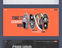Creative Headers, Website Banner, E commerce Banner
