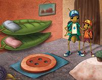 """Children Book: """"Chug and Thug: The Alug Bugs"""""""