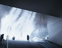 Oslo, Arena Metro Station