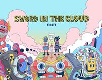 sword in the cloud