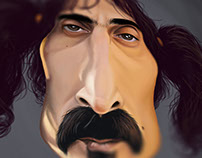 Celebrity Sunday - Frank Zappa