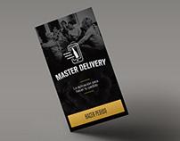Master Delivery App Design