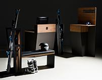 UniQ Line - Furniture for Ski Rental