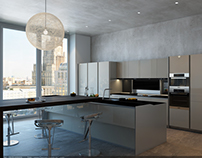Design kitchen - SieMatic - Modern Kitchen-S1