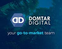 Concept Domtar Paper Customer Portal
