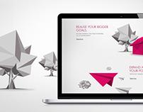 Axis Finance Website