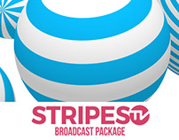 Stripes tv Broadcast Package
