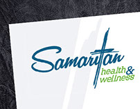 Branding / Samaritan Health & Wellness