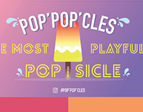 POP'POP'CLES Online Store