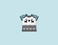 Мини-капсула детской одежды для девочек