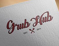 Branding: FLC Grub Hub (2017)