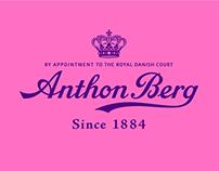 Anthon Berg - Marzipan - Packaging Design