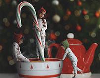 Making Santa's Cocoa