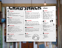 Crab Shack Menu