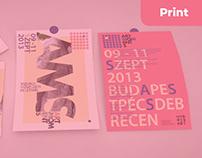 Art Moments Festival 2013 // Branding