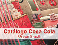 Coca Cola - Products catalogue