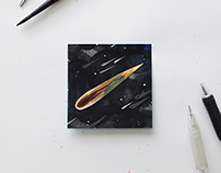 Space Post its