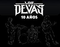 Los Devas - 10 Años