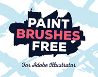 Free Illustrator Paint Brushes