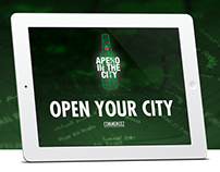 Apero in the city iPad app