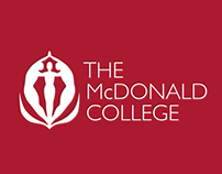 The McDonald College Brand Collateral
