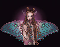 Papillon toxique