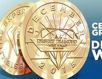 DDCAZ Grand Opening Collectors Coin