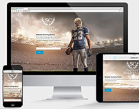 SC Football Hall of Fame - Coming Soon Site