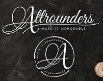 Allrounders - New Branding