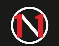1 on 1 Total Fitness Logo