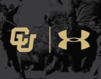 CU Buffaloes | UA - Rebrand Concept