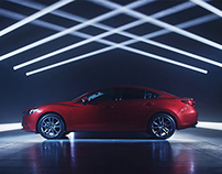 New Mazda 6 commercial