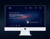 Web UI redesign